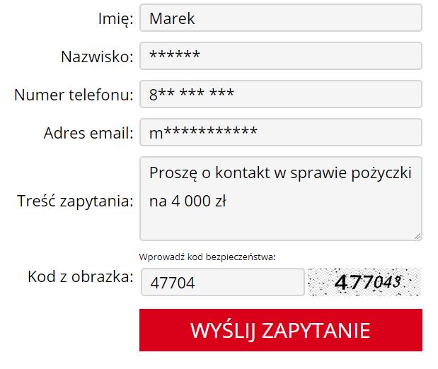 Bocian Pożyczki z dostawą do domu - Analiza oferty - Finaton.com.