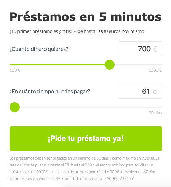 Andacredito Préstamo Hasta 1000 Al 0 Finaton Com
