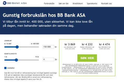 BB Bank (tidl. BB Finans)
